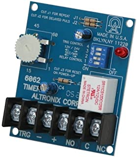 Altronix Corporation - Altronix 6062 Digital Timer - 1 Hour - For Access Control