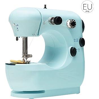 Mini Tragbare Handnähmaschine Reisenähmaschine Nähmaschine TOOL Sewing Machine