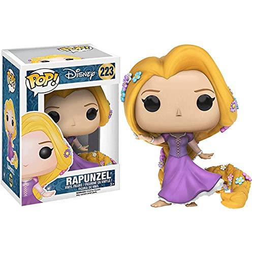 Pop Vinyl Tangled Rapunzel Figura De Acción Modelo Coleccionable Figurita De Juguete