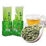 ¡Envío gratis! 250g (0.55LB) famoso té de Ginseng Oolong de la atención sanitaria de Taiwán, té chino del Ginseng, té largo de Wu verde Té oolong de la comida té verde