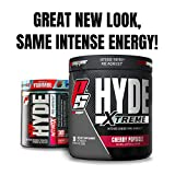 ProSupps® Mr. Hyde® Xtreme (Former NitroX) Pre-Workout Powder Energy Drink - Intense Sustained Energy, Pumps & Focus with Beta Alanine, Creatine & Nitrosigine, (30 Servings, Cherry Popsicle)