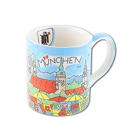 Mila Keramik-Becher, München | MI-8015