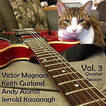 Quartet Sessions, Vol. 3