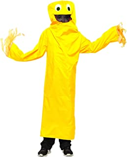 Seeing Red Wacky Waving Tube Guy Adult Costume - Yellow - Large/X-Large