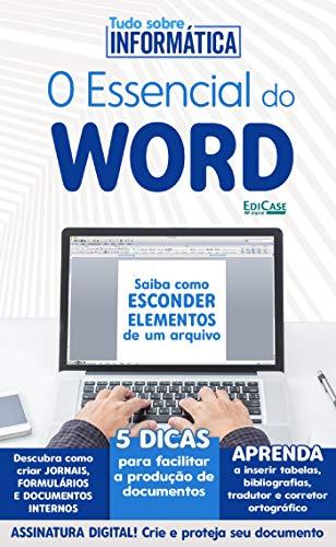 Tudo Sobre Informática Ed. 08 - O Essencial do Word (Portuguese Edition)
