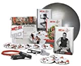 Met-Rx 180 Workout Fitness Exercise Ball Program Complete Kit - Transforming Every Body