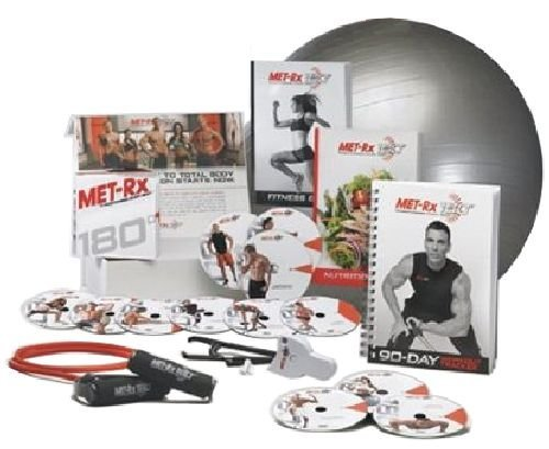 Met-Rx® 180 Workout Fitness Exerci…