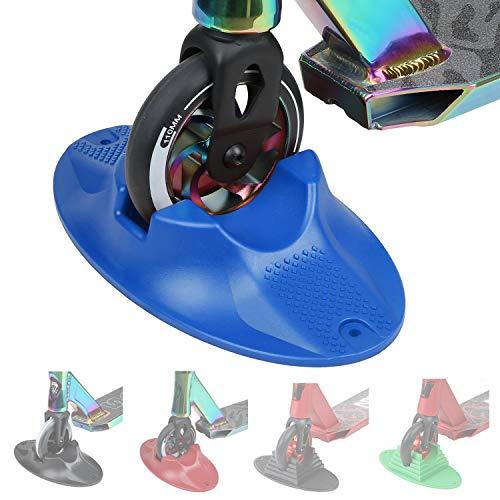 VOKUL Universal Scooter Stand für Razor, Madd Gear, Lucky, Phoenix, Bezirk, Mehr Adult Kick Stunt Scooter (Neu Blau)