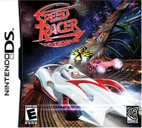 Speed Racer: The Videogame  Nintendo DS