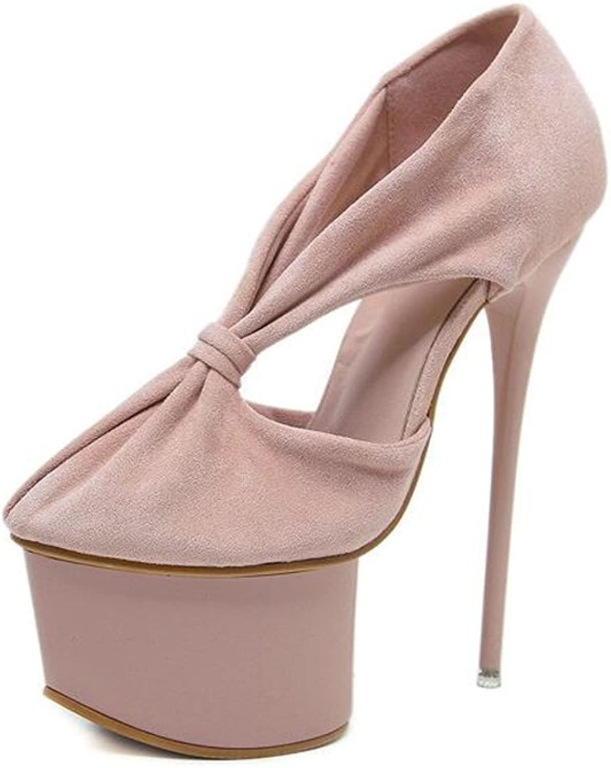 Cloudless Women High Heel Strappy Dress Pumps peep Toe Satin Party shoes