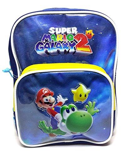 Super Mario, Sac à dos bleu bleu