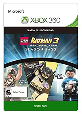 Lego Batman 3 Season Pass - Xbox One [Digital Code] from