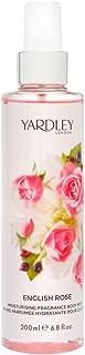 Yardley of London English Rose 6.8 Moisturising Fragrance Body Mist