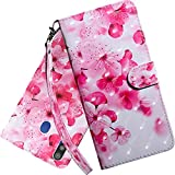 ISADENSER Galaxy A10S Case Samsung Galaxy A10S Cover 3D Cute Animals PU Leather Flip Notebook Wallet Case Magnetic Stand Card Slot Folio Bumper Case for Samsung Galaxy A10S 3D Art Peach BX