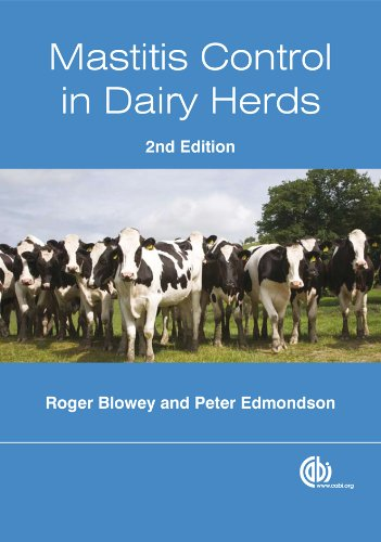 Mastitis Control in Dairy Herds (Cabi) (English Edition)