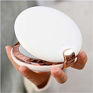 Lights for mirror ماكياج مرآة ضوء مصغرة جولة المحمولة LED المكياج مرآة الاستشعار مرآة ماكياج USB قابل للتحميل light up wal...