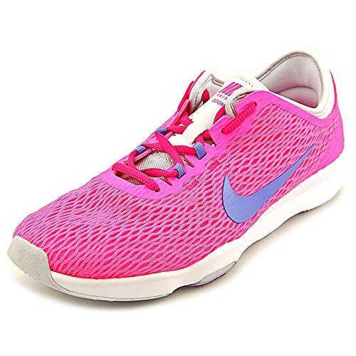 Nike womens zoom fit training shoe image
