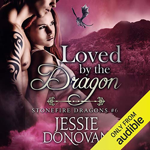 Couverture de Loved by the Dragon