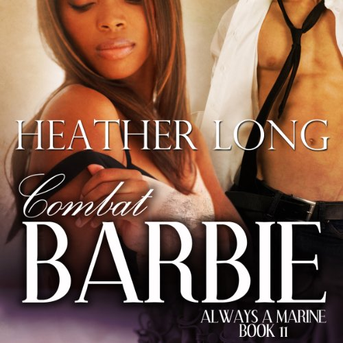 Combat Barbie  audiobook cover art