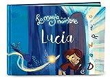 MY MAGIC STORY Libro Infantil Personalizado la Magia de mi Nombre de 0 a 8 años