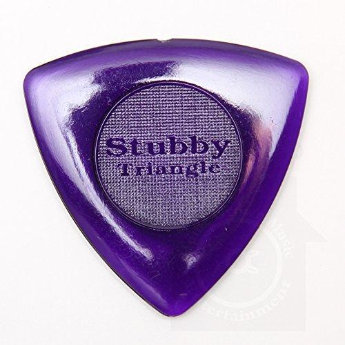 Jim Dunlop Try Stubby Pick 12枚 セット ジム ダンロップ トライ スタビ― ピック 3.00mm & Musent Custom...
