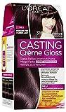 L'Oréal Paris Casting Crème Gloss Glanz-Reflex-Intensivtönung 316 in Dunkle Kirsche