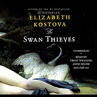 The Swan Thieves audiobook cover art