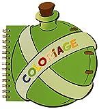 Clairefontaine 812871C - Un bloc de coloriage ''Astérix Potion magique'' de 66 pages 13,5x16 cm