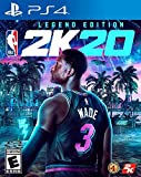 NBA 2K20 Legend Edition   Playstation 4