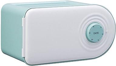 Toiletrolhouder, Wandmontage, Papieren Handdoek Dispenser, Rolls Tissue Multifold Papierhouder Doos voor Thuis en op kanto...