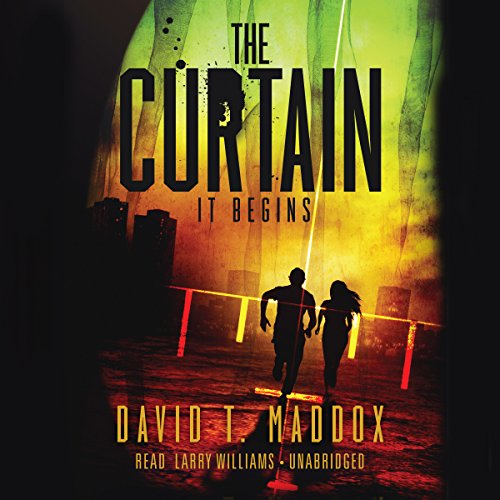 The Curtain: It Begins audiobook cover art