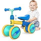 Gonex Bicicleta sin Pedales, Bici Bebe para Niños de 1 Año, Bicicleta...