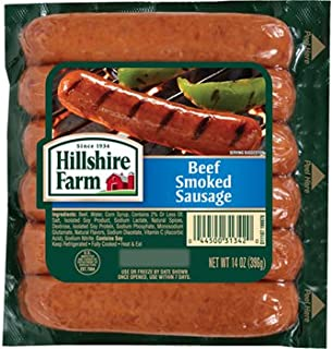 hillshire farms beef hot links