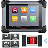 Autel MaxiSys MS908S Pro Automotive Diagnostic Scan Tool, with Diagnostics Coding and J2534 ECU Programming, Bi-Directional Control, Key Fob Programming, ABS Auto Bleeding, Same with MaxiCOM MK908P