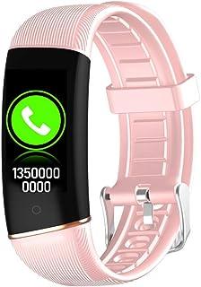 Relojes Deportivos Pulsera Inteligente Monitores de Actividad Podómetros Blood Pressure Calorías Dormir Pulsómetros IP67 Sedentario Reloj Despertador Llamada Entrante SMS Recordatorio