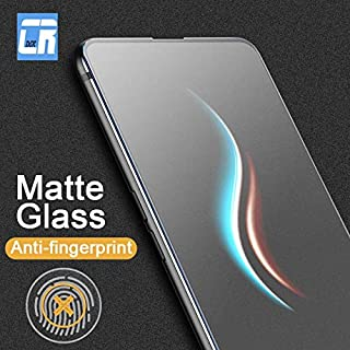 VINTO-Phone Screen Protectors - 9D Frosted Protective Film Tempered Glass for Xiaomi Redmi K20 Note 8 7 6 5 Pro 6A 5A 4X M...