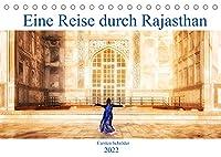 Eine Reise durch Rajasthan (Tischkalender 2022 DIN A5 quer): Eine Reise durch das wunderbare farbenfrohe Rajasthan, Agar und Delhi in Indien (Monatskalender, 14 Seiten )