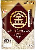 神明 白米プラス ぷちぷち玄米とごはん 1.8Kg