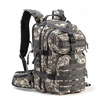 Gelindo Military Tactical Backpack, 35l, Camouflage by Shen Zhen Shang Ya Xin Xi Ke Ji You Xian Gong Si