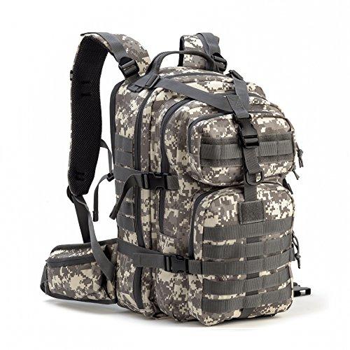 Gelindo Unisex-Erwachsene Militarypack Militär-Rucksack, 35 l, Camouflage, 35L