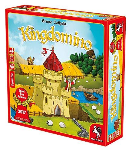 Kingdomino - Grundspiel - Brettspiel überarbeitete Version   DEUTSCH   Spiel des Jahres 2017