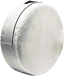 Copertura per Pneumatici per stoccaggio Pesante Pneumatici Fino a 4 Pneumatici di Diametro 24-28 Comily Plus