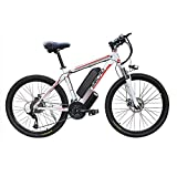 Hyuhome Vélos électriques pour Adultes, étanche IP54 500W 1000W en...