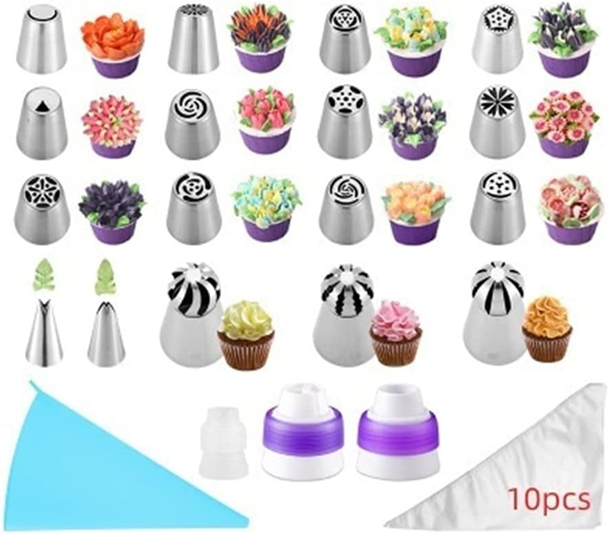 Piping Memphis Limited price sale Mall Tips 31pcs Cake Supplies Ki Decorating Baking