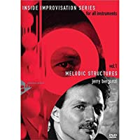Inside Improvisation, Vol 1: Melodic Structures (For All Instruments) (DVD)