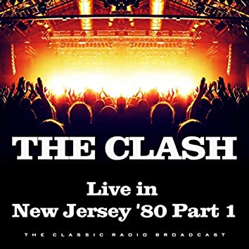 Live in New Jersey '80 Part 1 (Live)