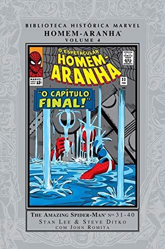 Biblioteca Historica Marvel - Homem Aranha: 4