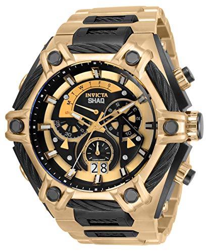 Invicta SHAQ 33681 Reloj para Hombre Cuarzo - 60mm