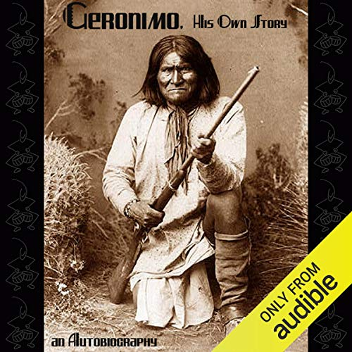 Geronimo, His Own Story  By  cover art