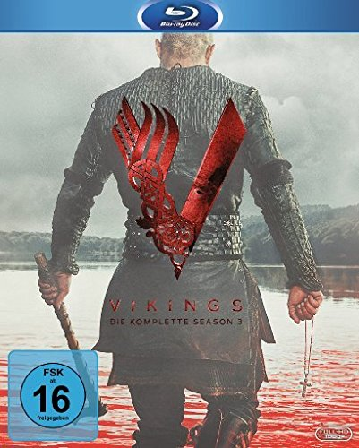 Vikings - Season 3 [Blu-ray]